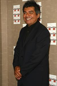 George Lopez at the National Kidney Foundation's