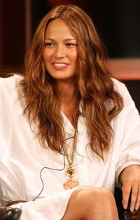 Moon Bloodgood at the 2006 Summer Television Critics Association Press Tour for the The ABC Network.