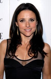 Julia Louis-Dreyfus at Elle's 14th Annual Women in Hollywood party.