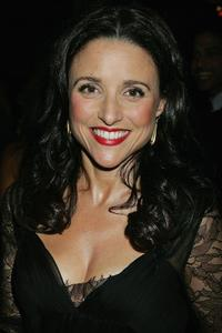 Julia Louis-Dreyfus at the Museum of Television & Radio's annual Los Angeles gala.