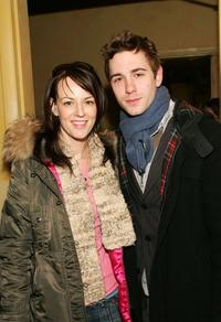 Rosemarie DeWitt and Johnathan Tchaikosky at the