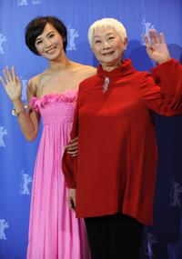 Monica Mo and Lisa Lu at the 60th Berlinale Film Festival.