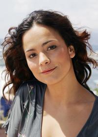 Alice Braga at the 58th edition of the Cannes International Film Festival.