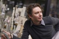 Director Kevin Macdonald on the set of