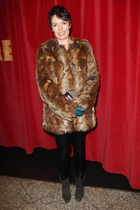 Olivia Colman at the world premiere of
