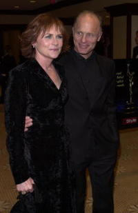 Amy Madigan and Ed Harris at the 2nd Annual Hollywood Makeup Artist and Hair Stylist Guild Awards.