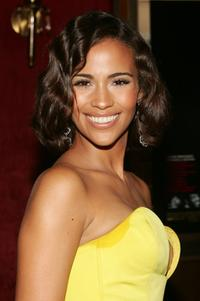 Paula Patton at the premiere of