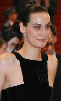 Clotilde Hesme at the screening of