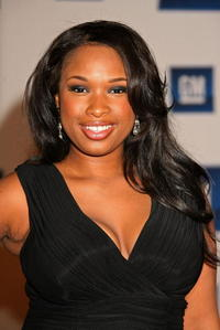 Jennifer Hudson at the 6th Annual General Motors TEN party.