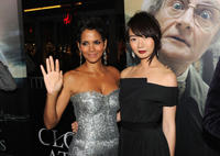 Halle Berry and Bae Doo-na at the California premiere of