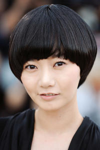 Bae Doo-na at the portrait session of