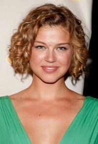 Adrianne Palicki at the NBC Universal 2008 Press Tour All-Star Party.