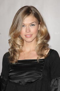 Adrianne Palicki at the McQ Alexander McQueen for Target Launch Party.