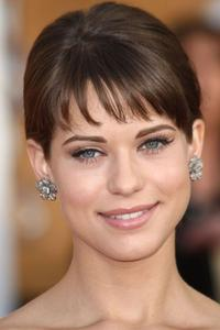 Lyndsy Fonseca at the 15th Annual Screen Actors Guild Awards.
