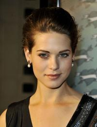 Lyndsy Fonseca at the premiere of