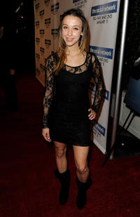 Stella Maeve at the Blu-ray & DVD launch party of
