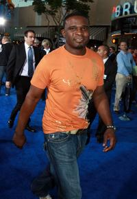 Darius McCrary at the premiere of