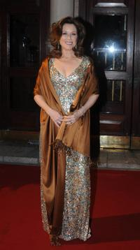 Mary McDonnell at the IFTA (Irish Film And Television) Awards 2008.