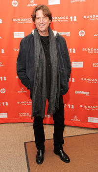 Don McManus at the premiere of