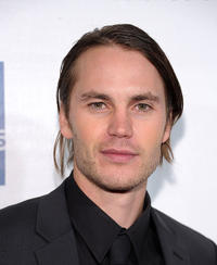 Taylor Kitsch at the New York premiere of