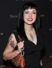 Diablo Cody at the 2007 National Board of Review Awards Gala.