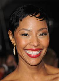 Tracey N. Heggins at the California premiere of
