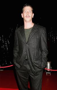 Ben Mendelson at the ASTRA Awards 2007, the 5th annual Australian Subscription Television and Radio Association (ASTRA) awards.