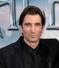 Sharlto Copley at the World premiere of