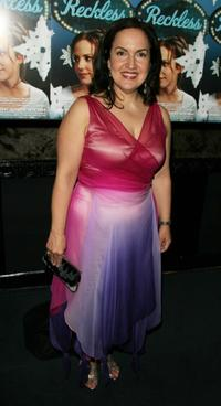 Olga Merediz at the after party opening of