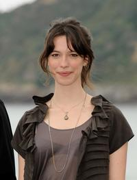 Rebecca Hall at the photocall of