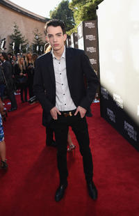 Kodi Smit-McPhee at the California premiere of