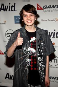 Kodi Smit-McPhee at the Australians In Film 2008