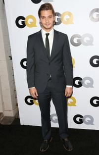 Luke Grimes at the GQ Men of The Year Party in California.