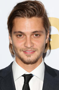 Luke Grimes at the GQ Men Of The Year Party at The Ebell Club of Los Angeles.