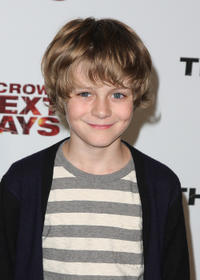 Ty Simpkins at the California premiere of