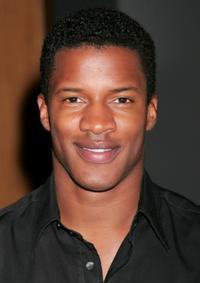 Nate Parker at the Los Angeles screening of
