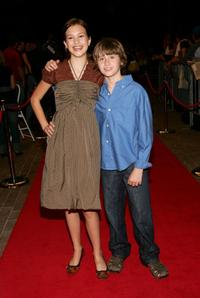 Alexia Fast and K'Sun Ray at the Toronto International Film Festival premiere screening of