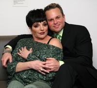 Liza Minnelli and Sam Harris at the actors fund of America's 10th annual Tony awards.