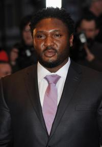 Nonso Anozie at the world premiere of