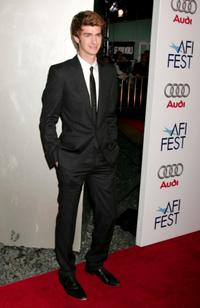 Andrew Garfield at the AFI FEST 2007.