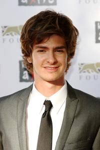 Andrew Garfield at the Alicia Keys Keep a Child Alive Black Ball.