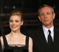 Gillian Jacobs and Damian Harris at the screening of