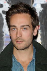 Tom Mison at the premiere of
