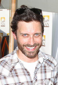 Rob Benedict at the Give Back Hollywood Foundation & Fashion Forms Host The Giving Lounge in California.