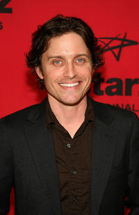Rob Benedict at the Starz Entertainment Premiere party in California.