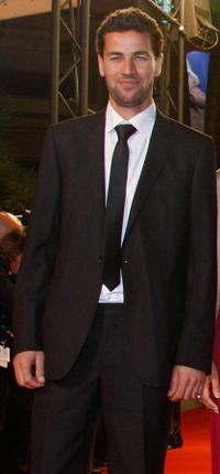 Saleh Bakri at the screening of