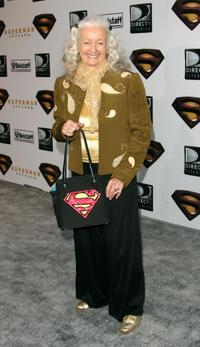 Noel Neill at the premiere of