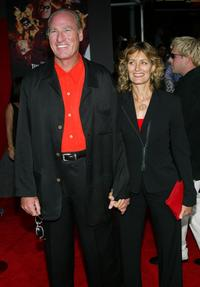 Craig T. Nelson and his wife Doria Cook-Nelson at the premiere of