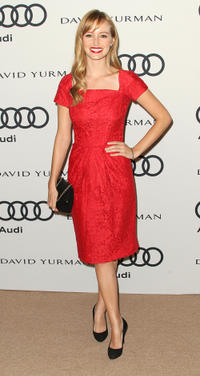 Ahna O'Reilly at the Audi Kicks Off The 63rd Primetime Emmy Awards Week 2011 in California.
