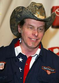 Ted Nugent at the Rockin' The Corps, An American Thank You Celebration Concert.